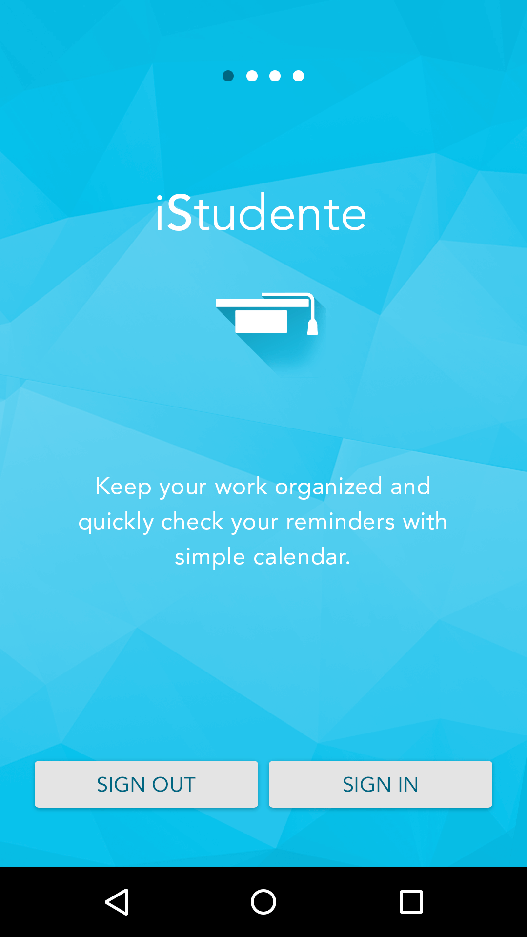 app-istudente-walkthroughs